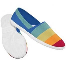 \u0026gt;El zapato de la semana para ELLOS \u0026gt;\u0026gt; la colorida alpargata Toe Touch de Adidas